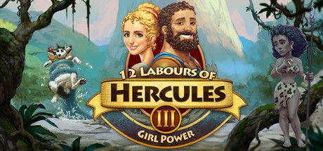 12 Labours of Hercules III: Girl Power (2015)  - Jeu vidéo streaming VF gratuit complet