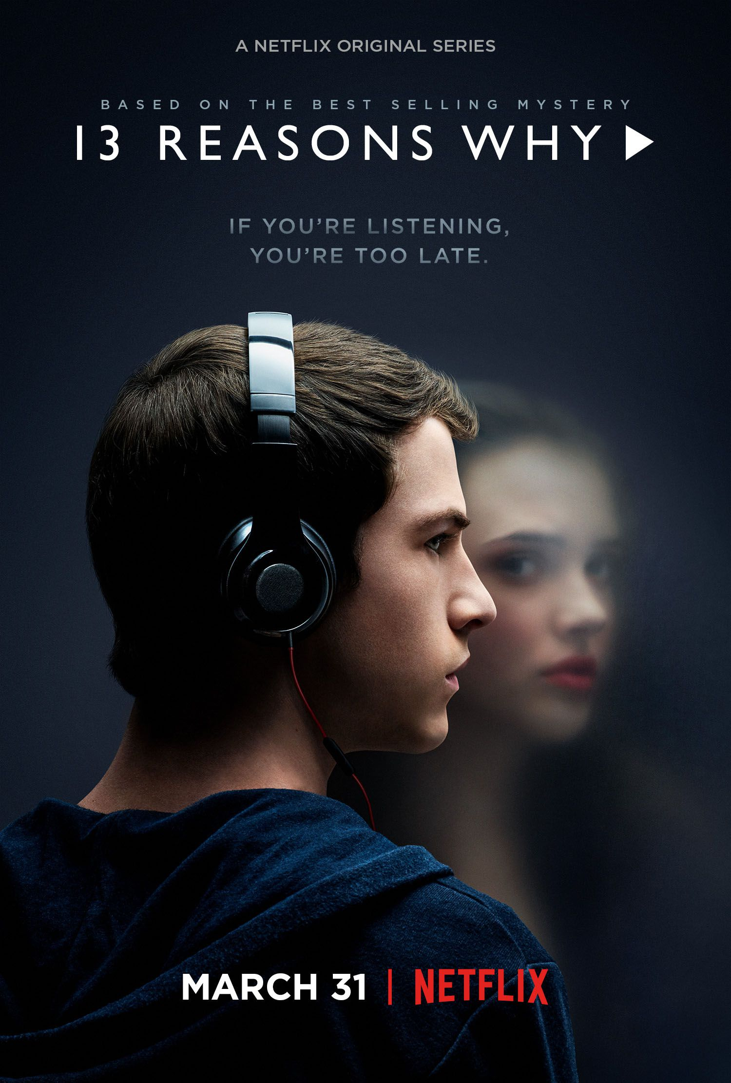 13 Reasons Why - Série (2017) streaming VF gratuit complet