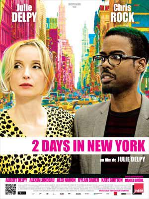 2 Days in New York - Film (2012) streaming VF gratuit complet