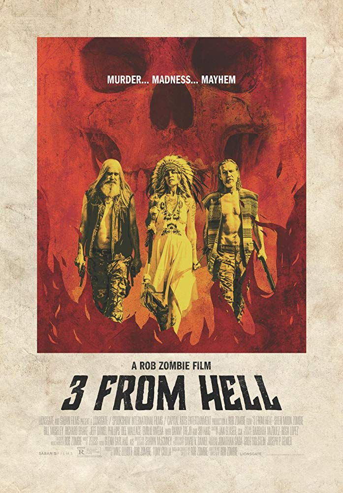 Film 3 From Hell - Film (2020)
