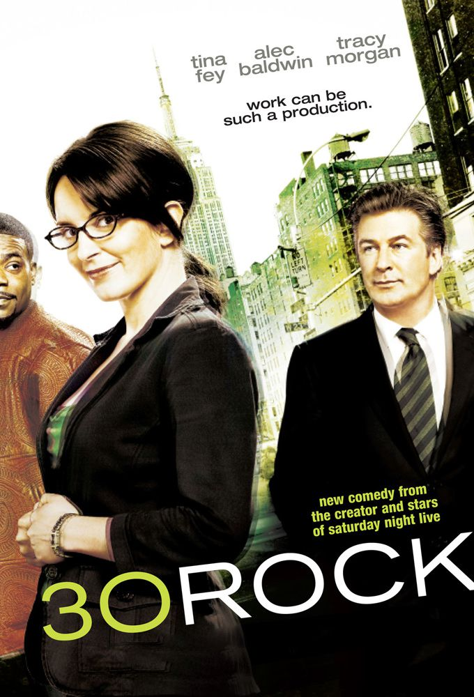 30 Rock - Série (2005) streaming VF gratuit complet