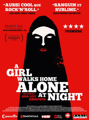 Film A Girl Walks Home Alone at Night - Film (2014)