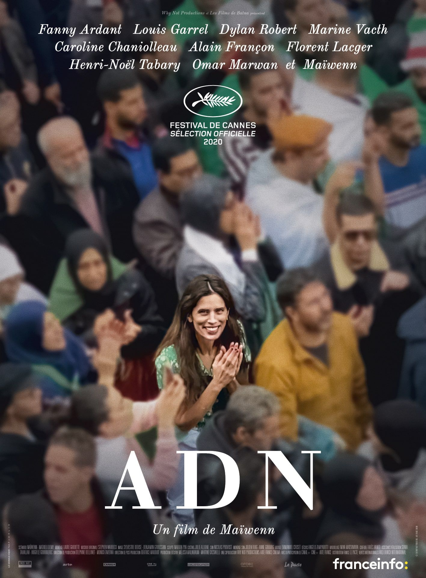 ADN - Film (2020) streaming VF gratuit complet
