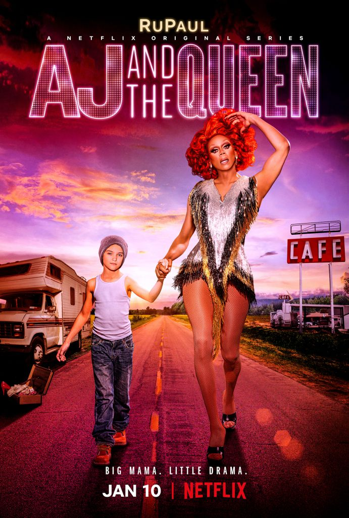 AJ And The Queen - Série (2020) streaming VF gratuit complet