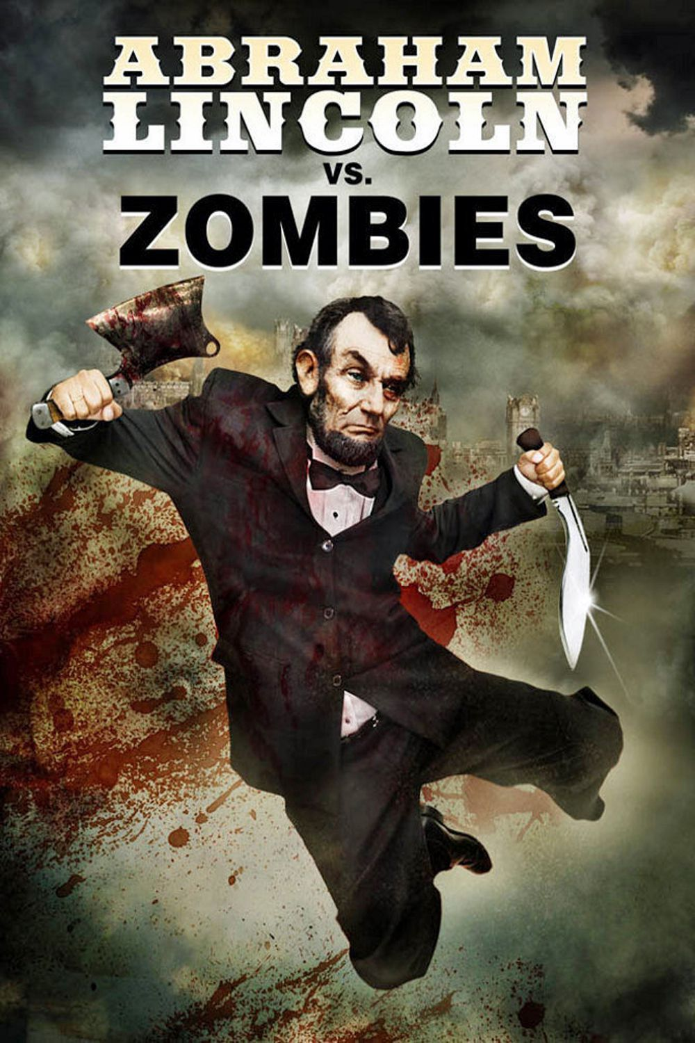 Abraham Lincoln, tueur de zombies - Film (2012) streaming VF gratuit complet