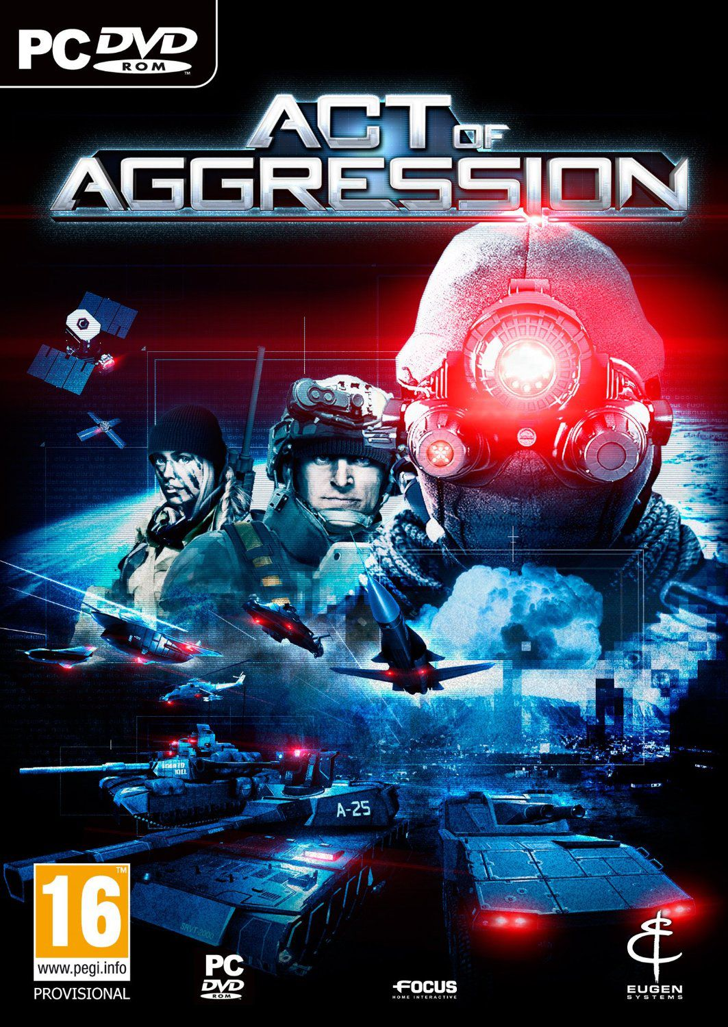 Act of Aggression (2015)  - Jeu vidéo streaming VF gratuit complet