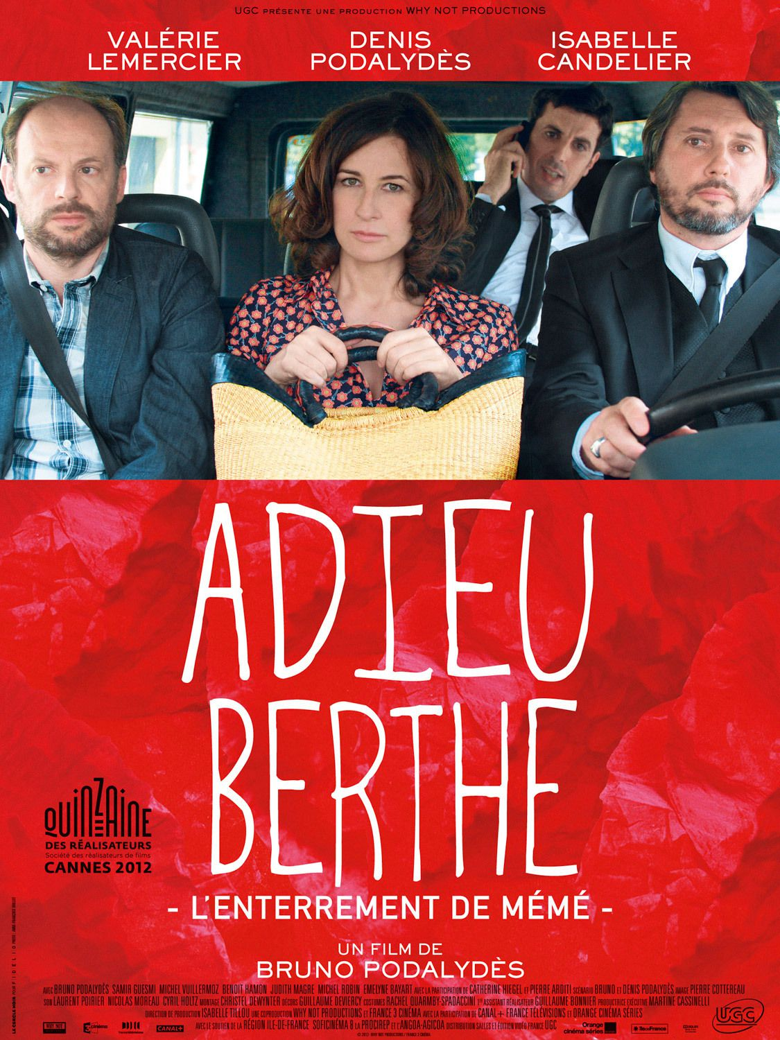 Adieu Berthe, l'enterrement de mémé - Film (2012) streaming VF gratuit complet