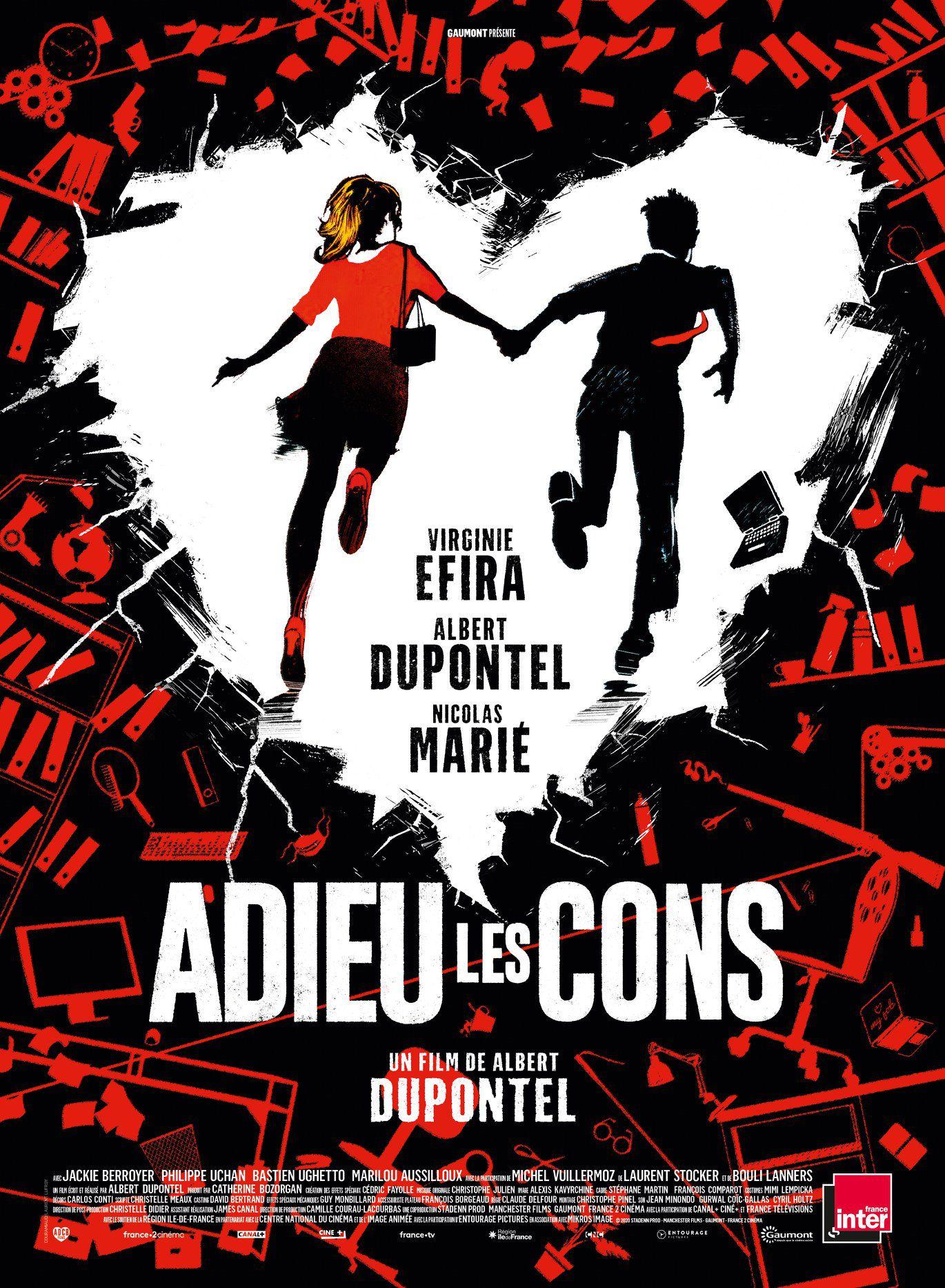 Adieu les cons - Film (2020)