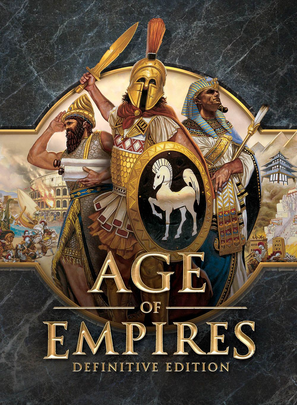 Age of Empires : Definitive Edition (2018)  - Jeu vidéo streaming VF gratuit complet