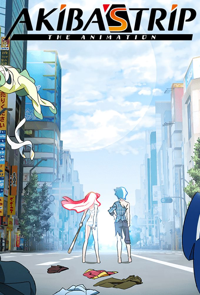 Akiba's Trip: The Animation - Anime (2017) streaming VF gratuit complet