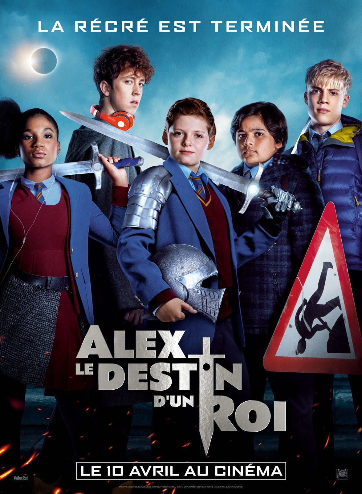 Alex, le Destin d'un roi - Film (2019) streaming VF gratuit complet