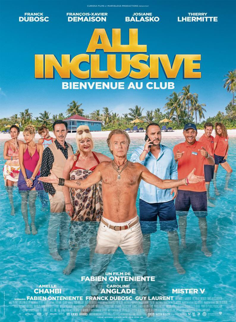 All Inclusive - Film (2019) streaming VF gratuit complet