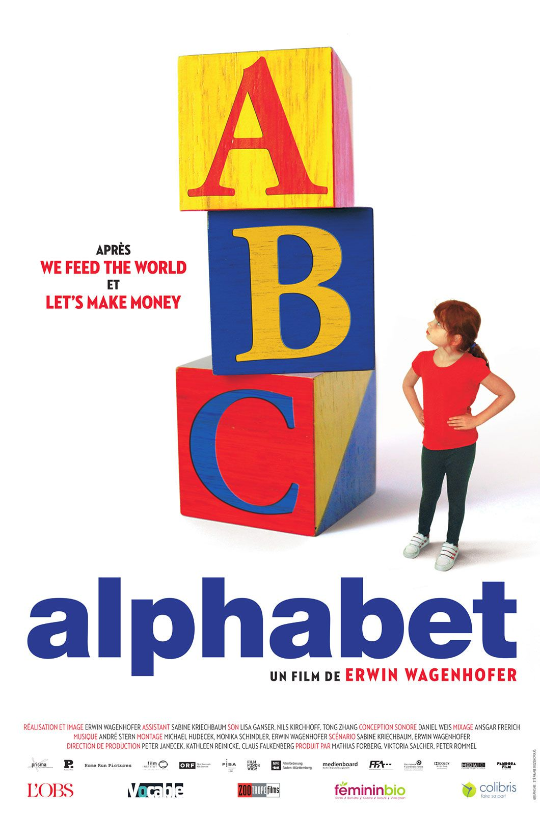 Alphabet - Documentaire (2015) streaming VF gratuit complet