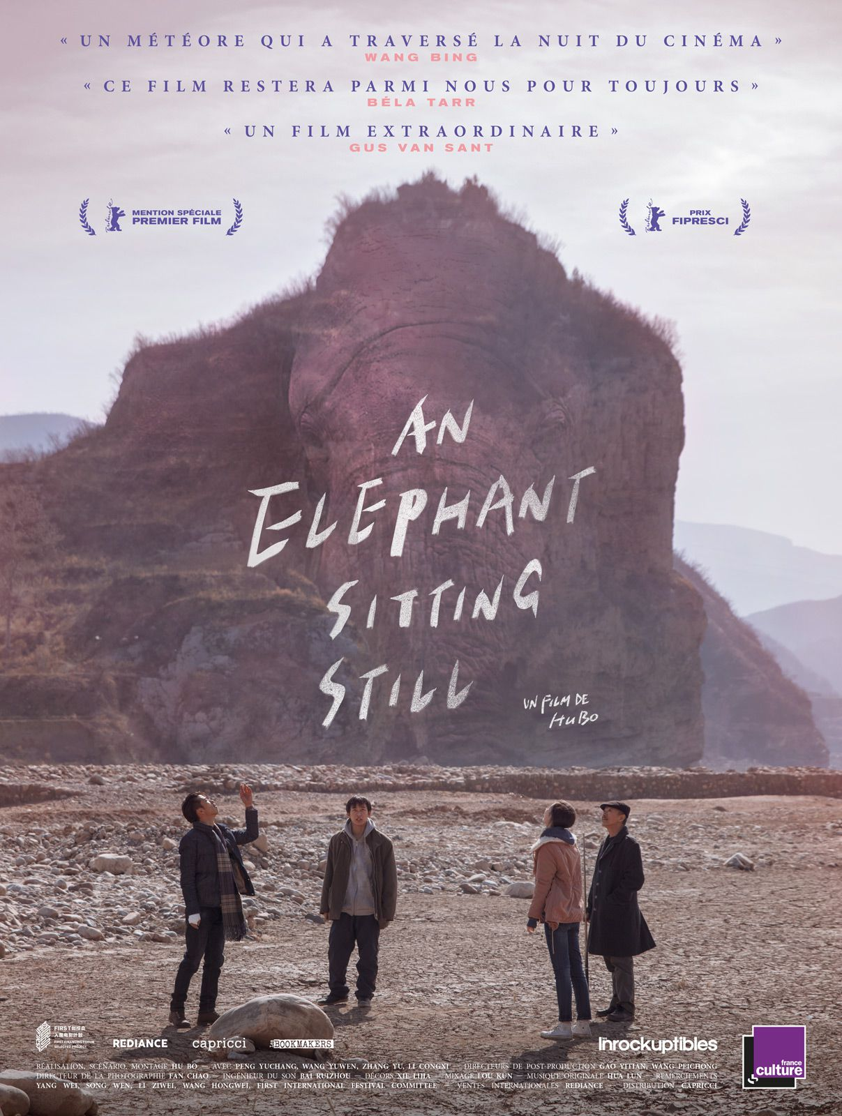 An Elephant Sitting Still - Film (2019) streaming VF gratuit complet