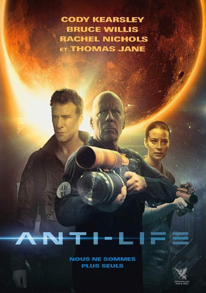 Anti-Life - Film (2021) streaming VF gratuit complet