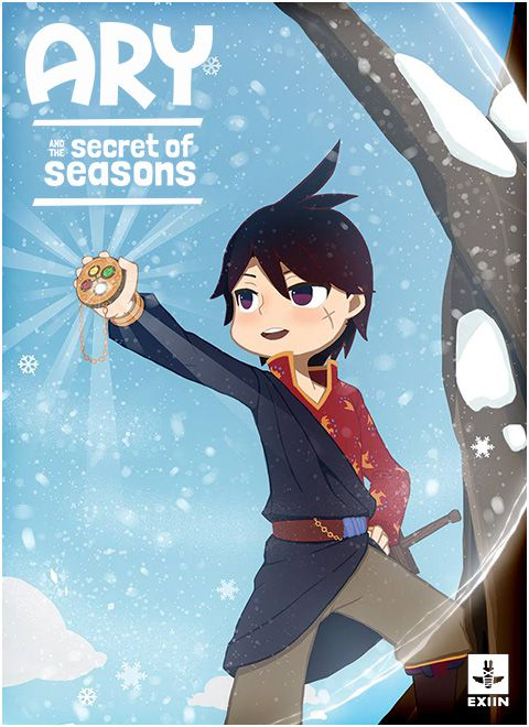 Voir Film Ary and the Secret of Season (2020)  - Jeu vidéo streaming VF gratuit complet