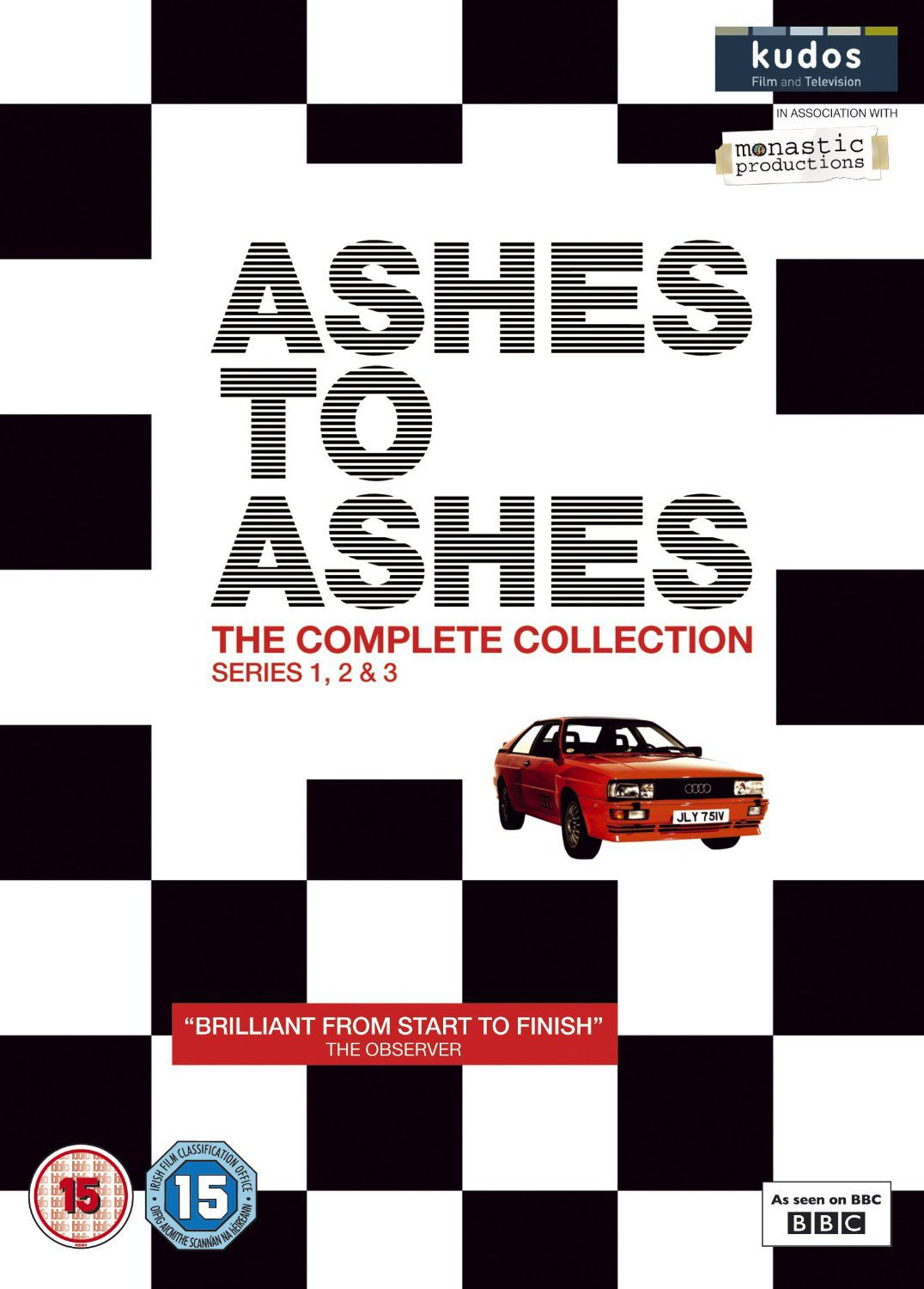 Ashes to Ashes - Série (2008) streaming VF gratuit complet