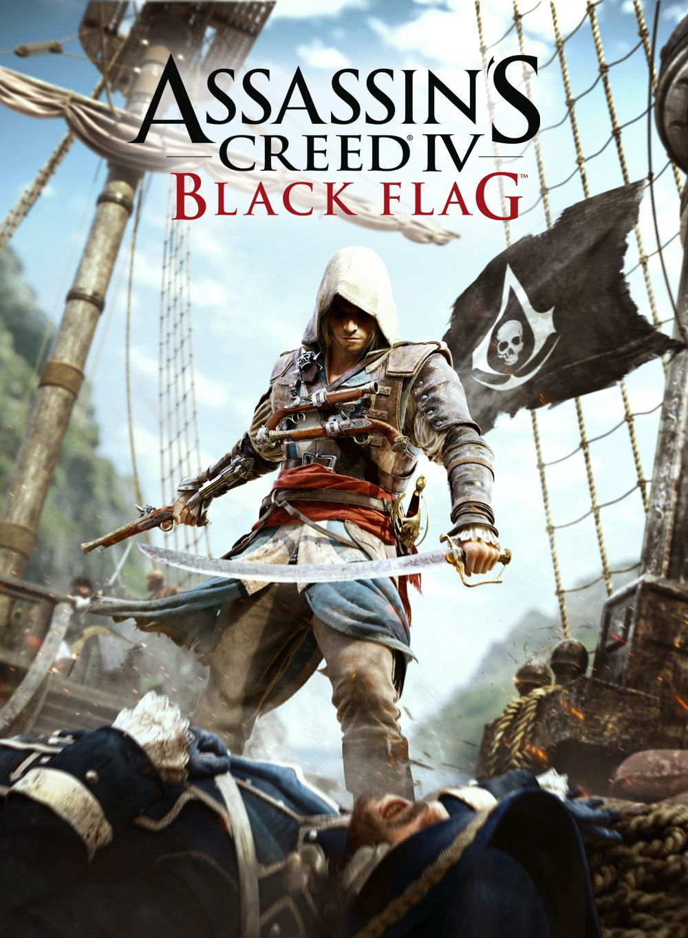Assassin's Creed IV : Black Flag (2013)  - Jeu vidéo streaming VF gratuit complet