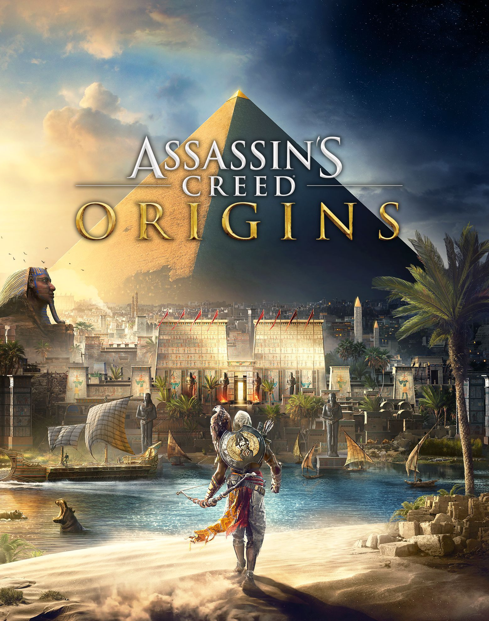 Assassin's Creed Origins (2017)  - Jeu vidéo streaming VF gratuit complet