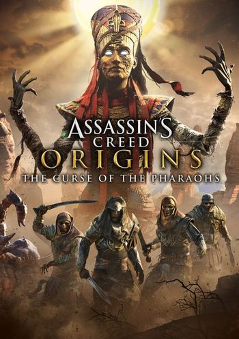 Assassin's Creed Origins : The Curse of the Pharaohs (2018)  - Jeu vidéo streaming VF gratuit complet