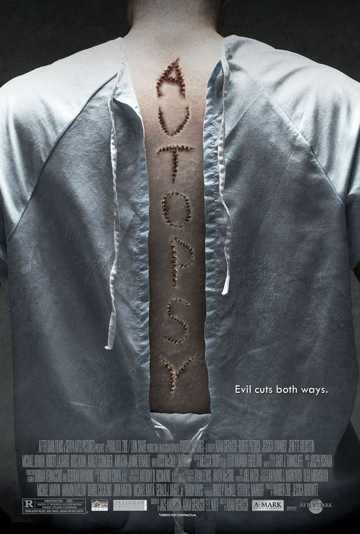 Autopsy - Film (2009) streaming VF gratuit complet