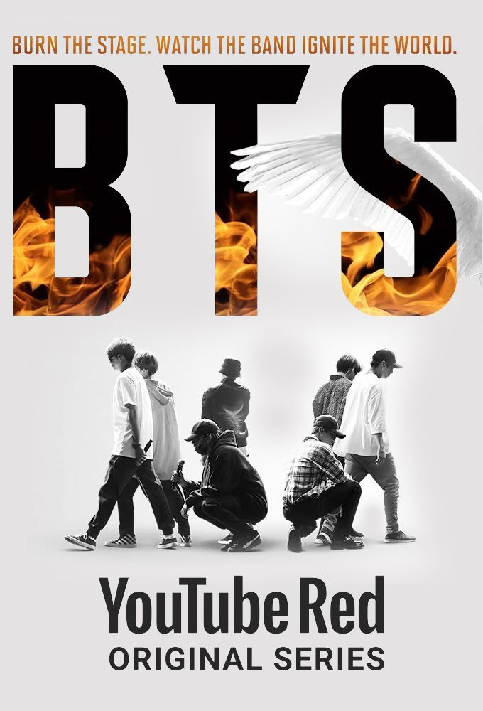 BTS: Burn The Stage - Série (2018) streaming VF gratuit complet