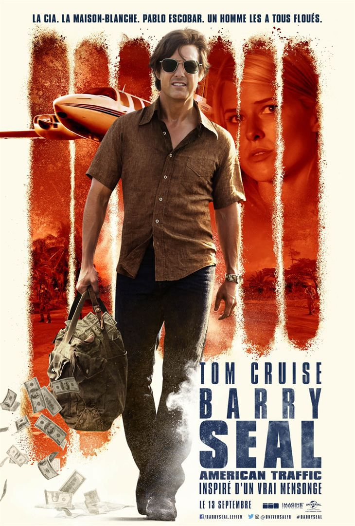 Barry Seal : American Traffic - Film (2017) streaming VF gratuit complet
