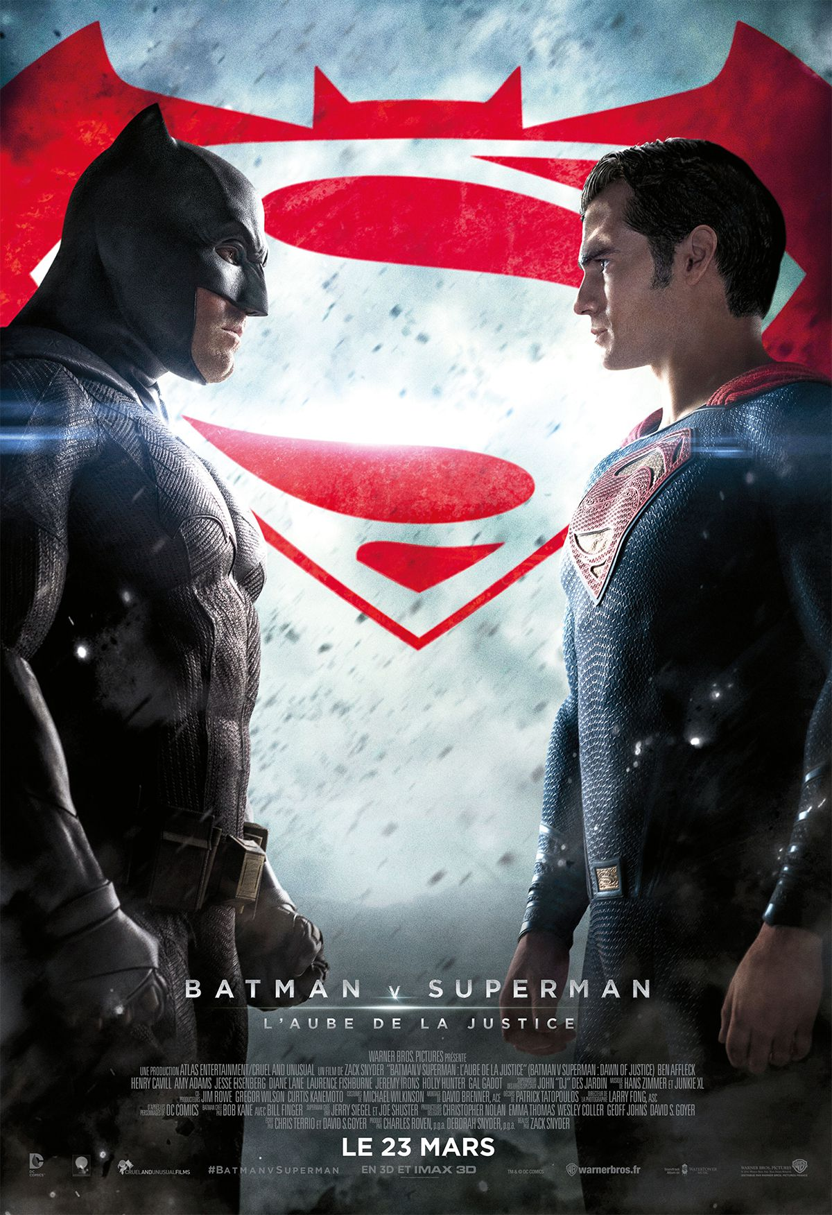 Batman v Superman : L'Aube de la Justice - Film (2016) streaming VF gratuit complet