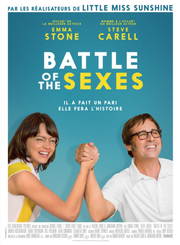Battle of the Sexes - Film (2017) streaming VF gratuit complet