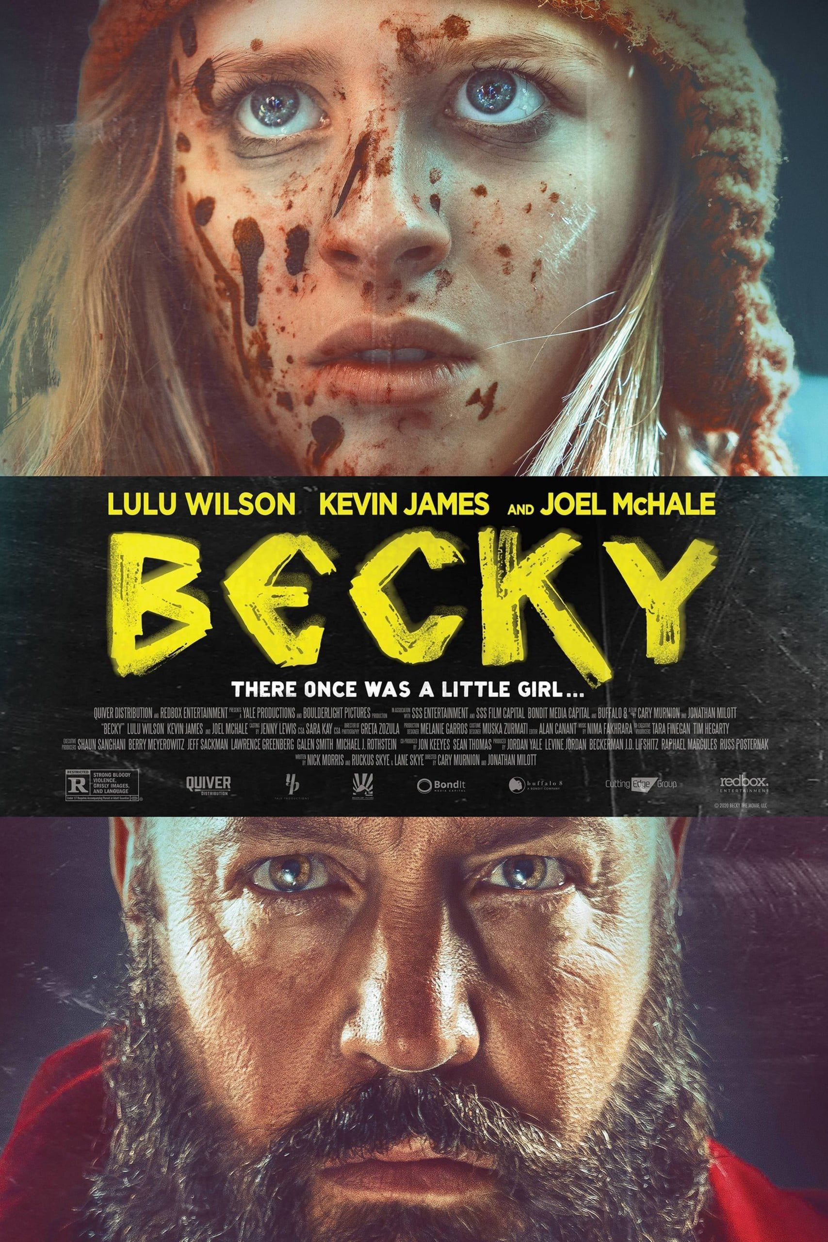 Voir Film Becky - Film (2020) streaming VF gratuit complet
