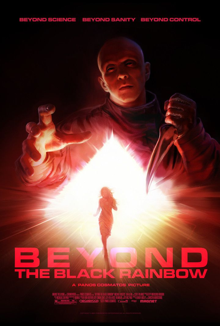 Beyond the Black Rainbow - Film (2010) streaming VF gratuit complet