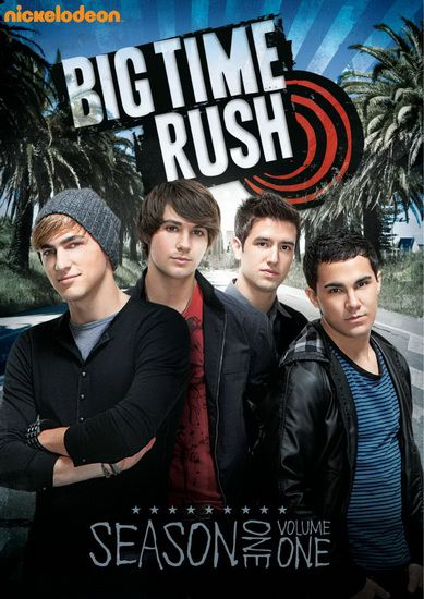 Big Time Rush - Série (2009) streaming VF gratuit complet