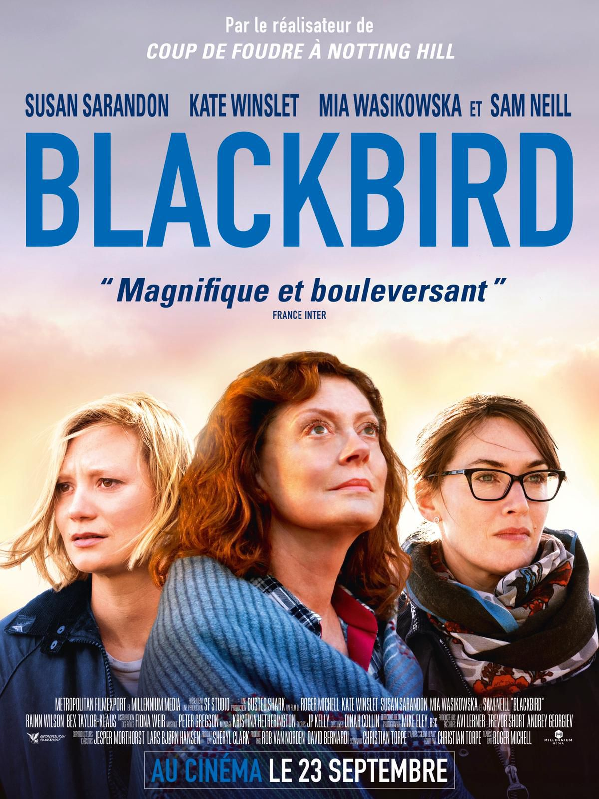 Blackbird - Film (2020) streaming VF gratuit complet