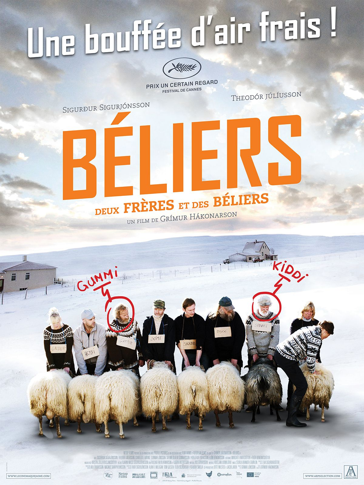 Béliers - Film (2015) streaming VF gratuit complet