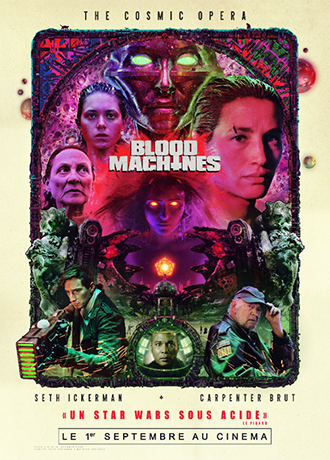 Blood Machines - Film (2020) streaming VF gratuit complet