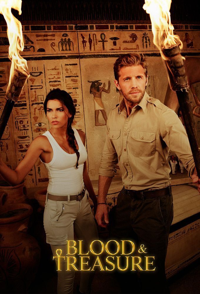 Blood and Treasure - Série (2019) streaming VF gratuit complet