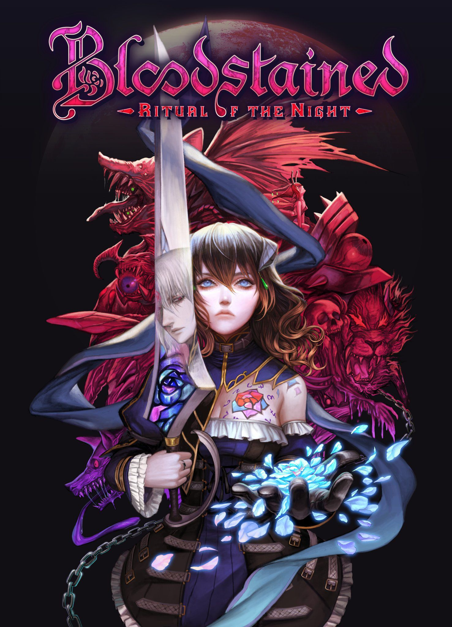 Bloodstained : Ritual of the Night (2019)  - Jeu vidéo streaming VF gratuit complet