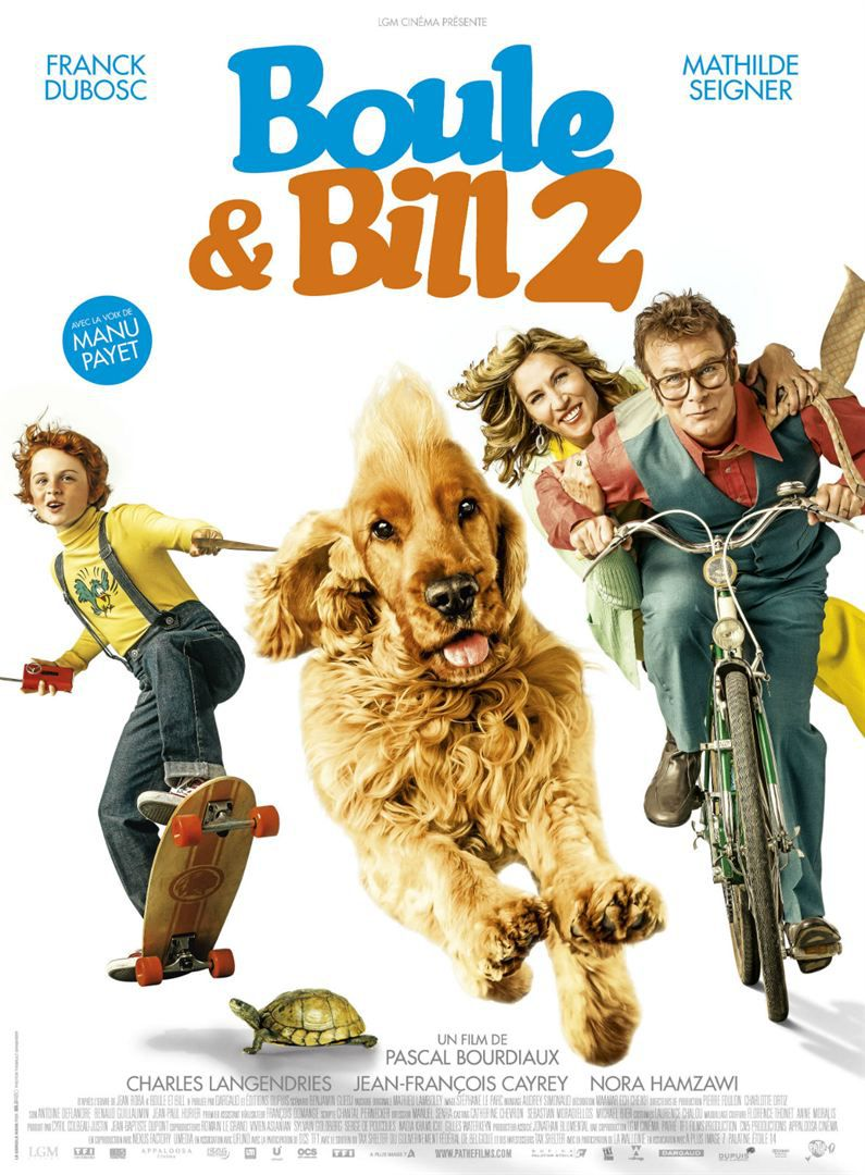 Boule & Bill 2 - Film (2017) streaming VF gratuit complet