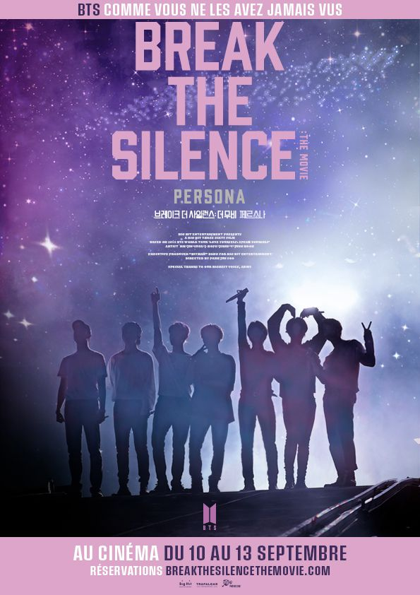 Break The Silence : The Movie - Documentaire (2020) streaming VF gratuit complet