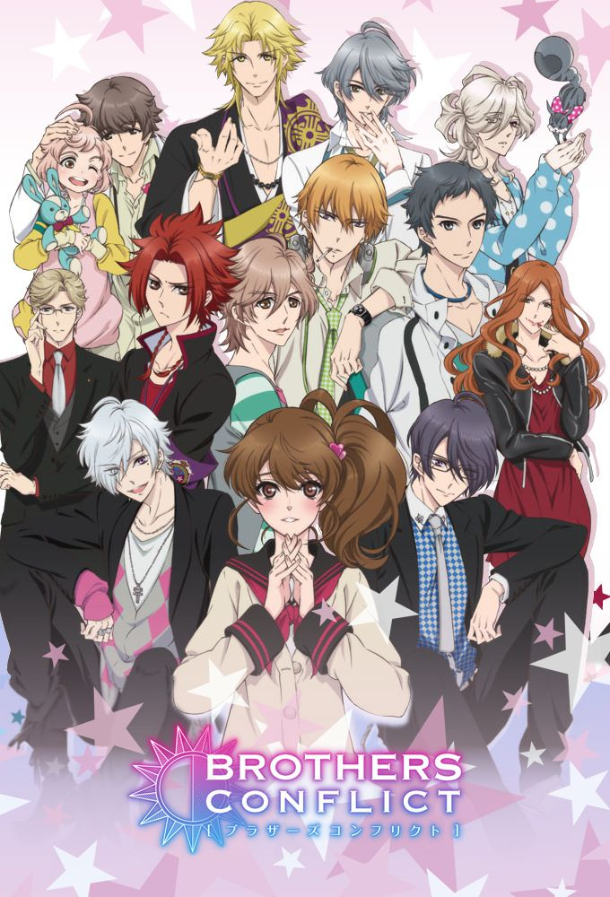 Film Brothers Conflict - Anime (2013)