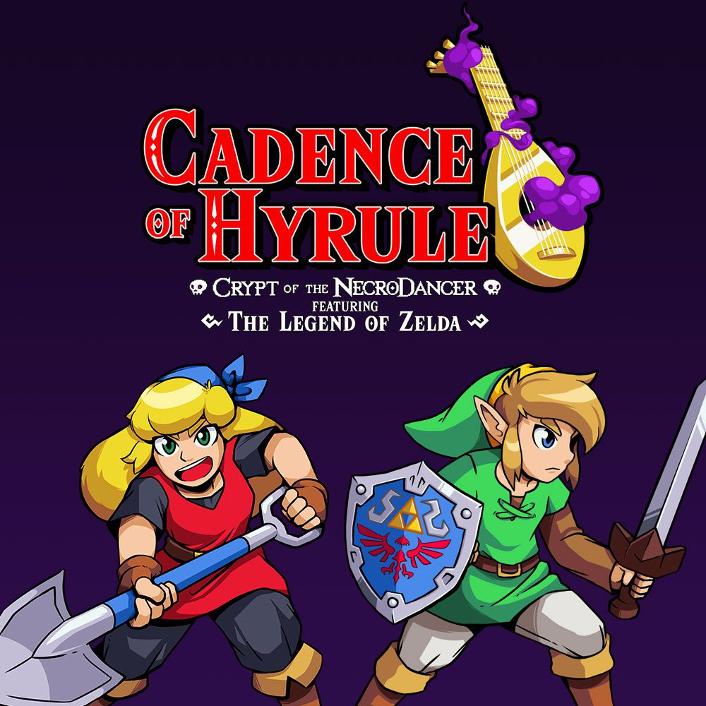 Cadence of Hyrule: Crypt of the NecroDancer featuring The Legend of... (2019)  - Jeu vidéo streaming VF gratuit complet