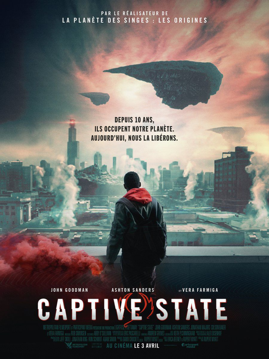 Captive State - Film (2019) streaming VF gratuit complet
