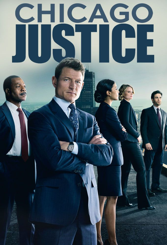 Chicago Justice - Série (2017) streaming VF gratuit complet