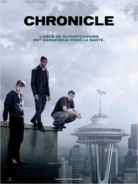 Chronicle - Film (2012) streaming VF gratuit complet