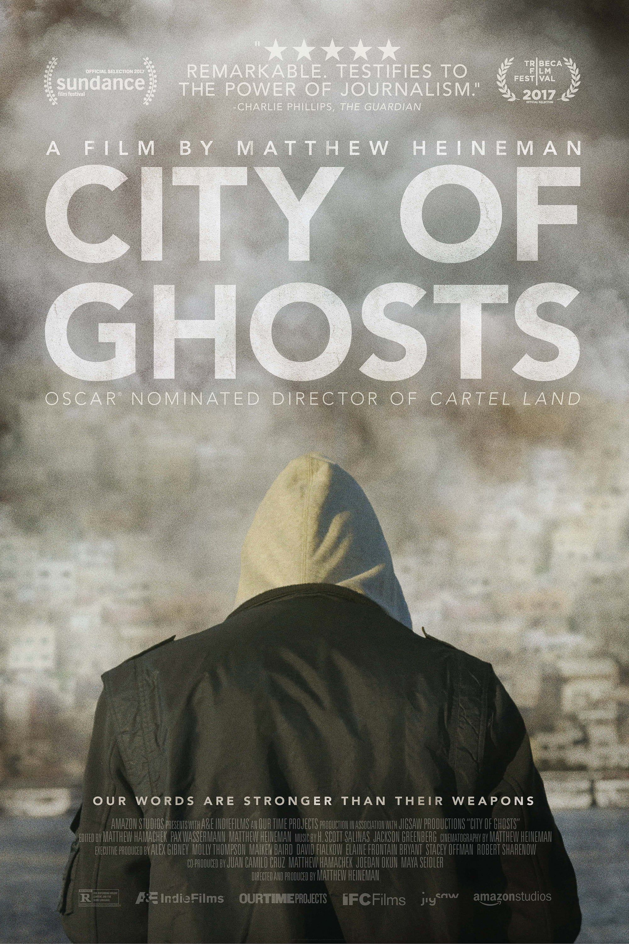 City of Ghosts - Documentaire (2017) streaming VF gratuit complet