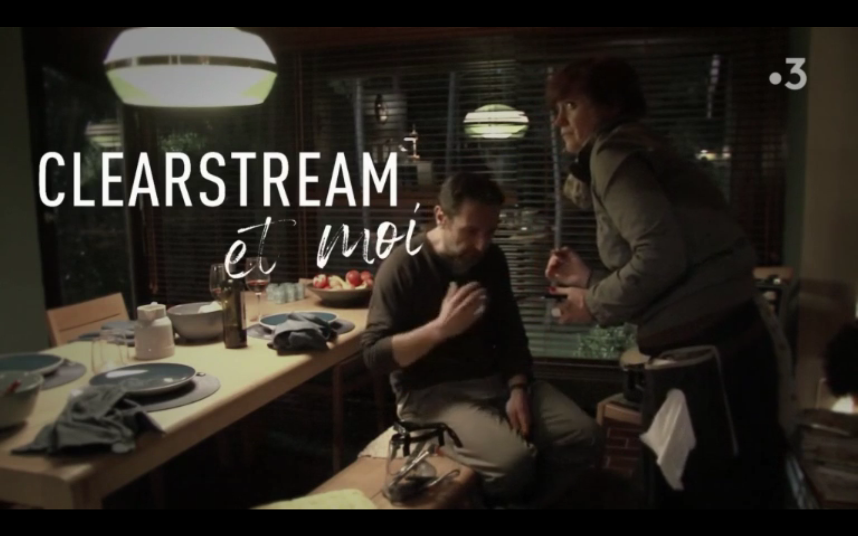 Film Clearstream et moi - Documentaire (2020)