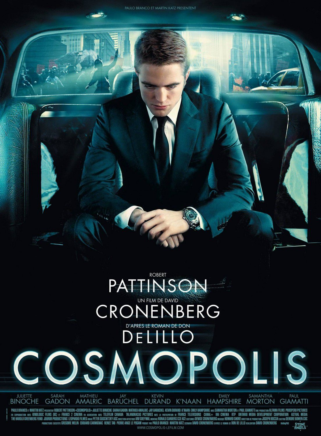Cosmopolis - Film (2012) streaming VF gratuit complet