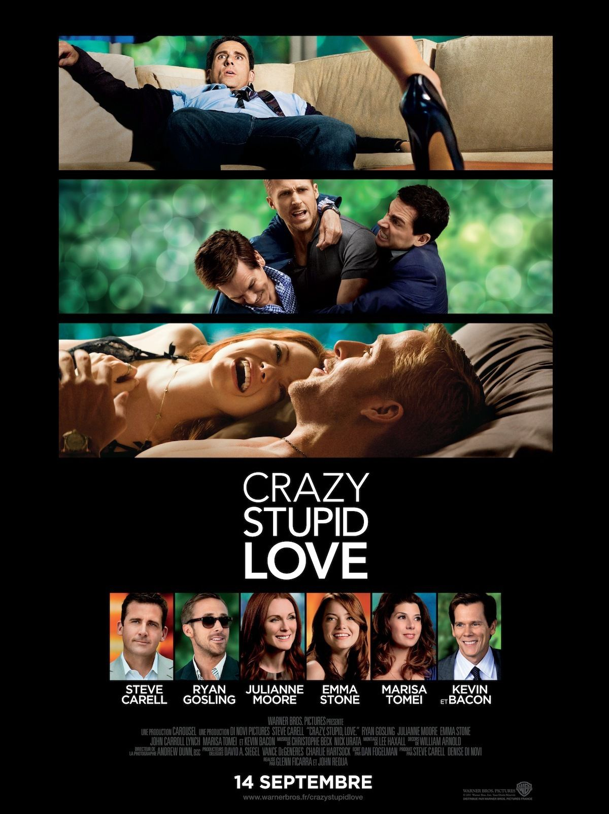 Crazy, Stupid, Love - Film (2011) streaming VF gratuit complet