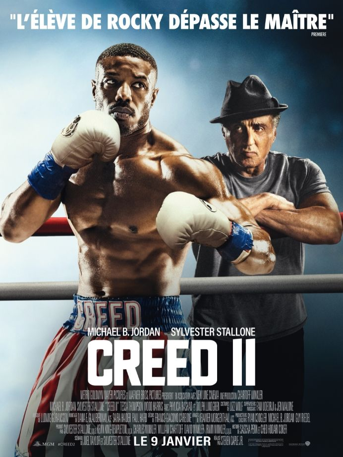 Creed II - Film (2019) streaming VF gratuit complet