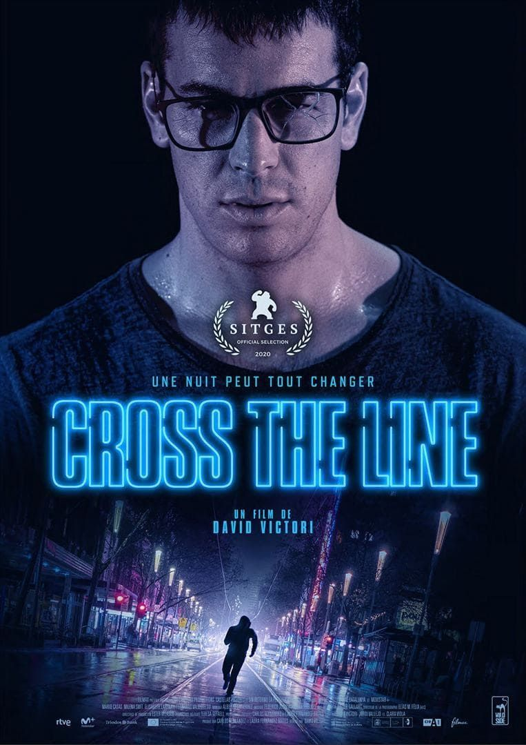 Voir Film Cross the Line - Film (2021) streaming VF gratuit complet